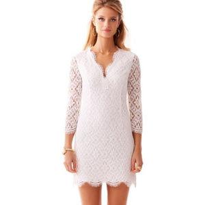 Lilly Pulitzer Meryl Long Sleeve V-Neck Dress